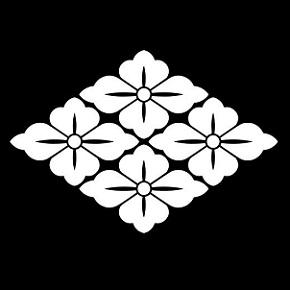 Yotsu hanabishi